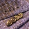 ジャケット袖口ボタンのお話し。
