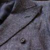 スーツのラペル(衿)の種類。