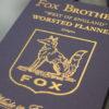 フランネルの代名詞「FOX BROTHERS」入荷しました。